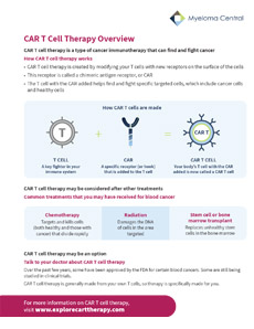 CAR T Cell Therapy Overview